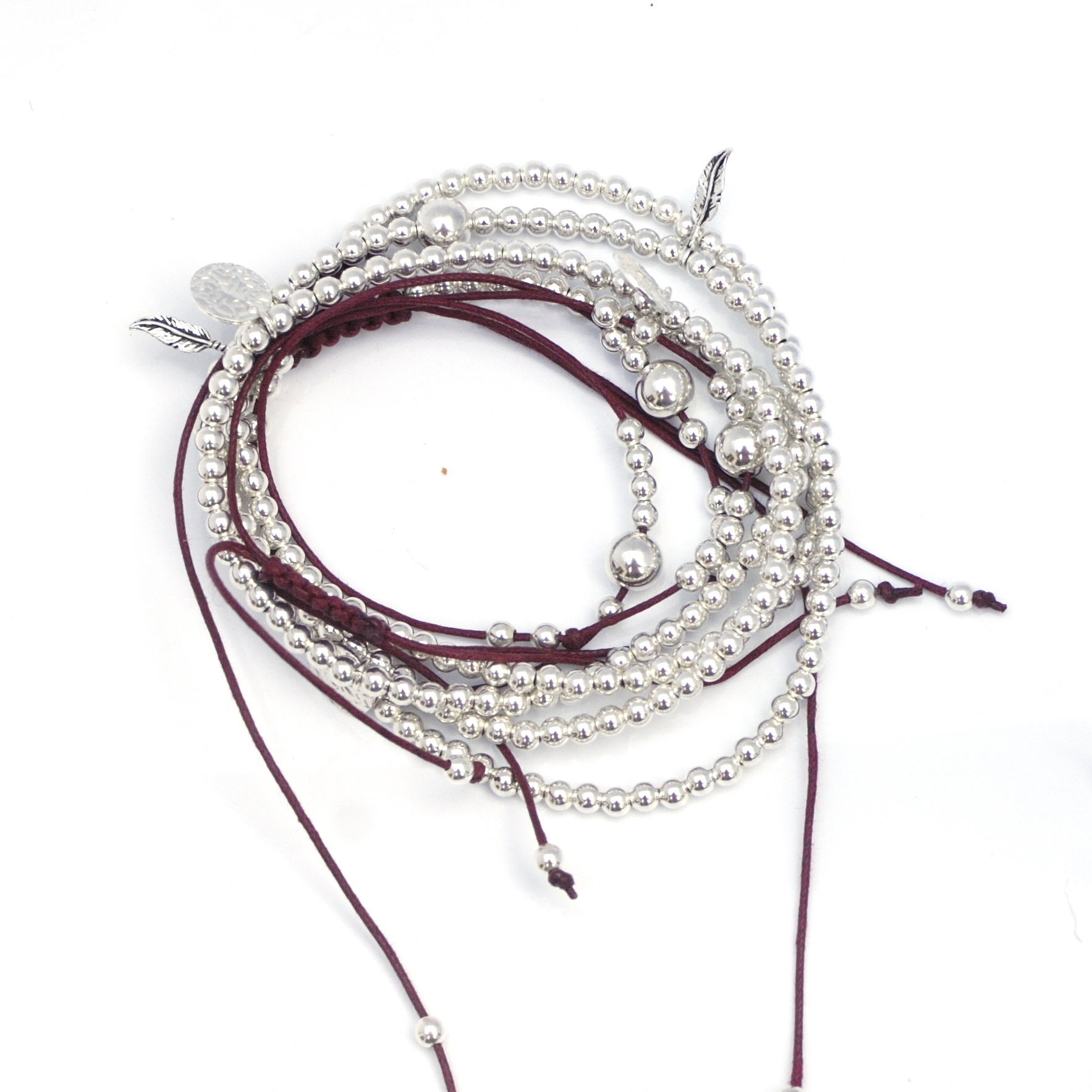 Les convertibles, le bracelet qui deviens collier