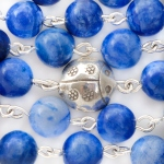 Necklace Ladybird Blues detail 2