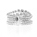 Bracelet Silver Extravaganza back