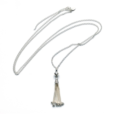 Necklace Crazy Tassel