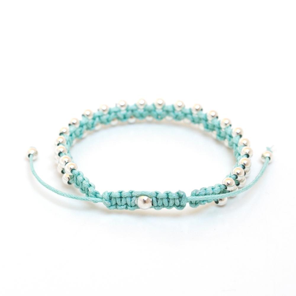 Bracelet Silver Wave (La Vague Argentée) (6/6)