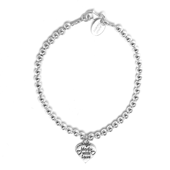 35% off, bracelet sterling silver, size M, 55 Euros