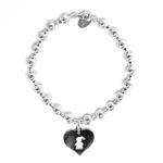 38% off, sterling silver bracelet, size M, 55 Euros