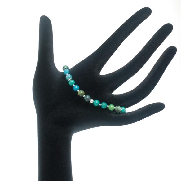 Le bracelet amazonia, beau, coloré et facile á porter! ♥