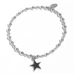 60% off, sterling silver bracelet, size M, 35 Euros