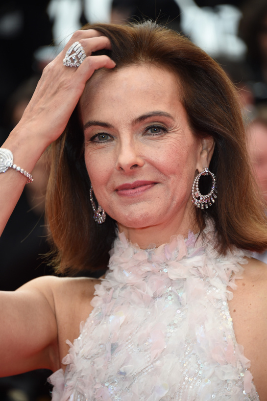 Carole Bouquet en Chanel Joaillerie